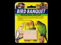 Ásványi rágókő madaraknak gyümölcsökkel (Kicsi)