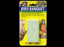 Ásványi rágókő madaraknak zöldségekkel (Nagy)