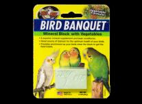Ásványi rágókő madaraknak zöldségekkel (Kicsi)