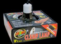 Deluxe porcelán bilinccsel rögzíthető lámpa (Deluxe porcelain clamp lamp)