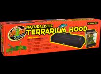 Naturalistic terráriumi hosszú lámpatest (Naturalistic Terrarium Hood 2x60W )