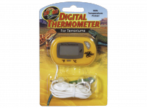 Digitális terráriumi thermométer™ (Digital thermometer for terrariums)